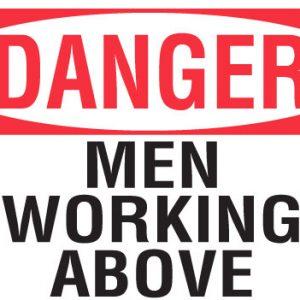 Men Working Above